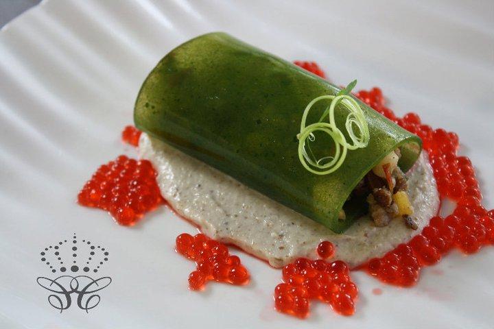 Chiles en nogada 2014 for Cocina de deconstruccion