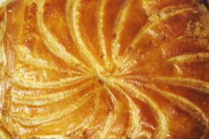 rosca reyes pan verde