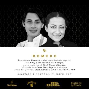 décimo invitación romero