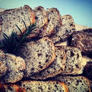 pan cocina del huerto