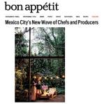 Bon Appétit, 2015